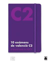 10 EXAMENS VALENCIA C2