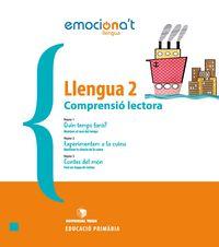 EP 2 - LLENGUA (CAT) - COMPRENSIO LECTORA - EMOCIONA'T