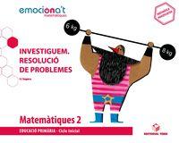Ep 2 - Matematiques (cat) - Investiguem - Emociona't - Aa. Vv.