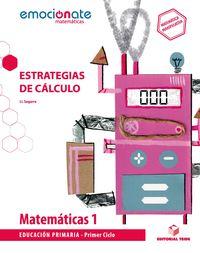 EP 1 - MATEMATICAS - EMOCIONATE - ESTRATEGIAS CALCULO