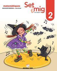 Ep 1 - Set I Mig 2 - Matematiques - Aa. Vv.