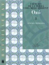 BATX 1 - CIENCIES TIERRA (CAT) - OZO