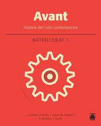 BATX 1 - HISTORIA MON CONTEMPORANI - AVANT (CAT)