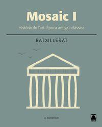 batx 2 - historia de l'art (cat) - mosaic i - Aa. Vv.