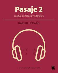 BACH 2 - LITERATURA - PASAJE