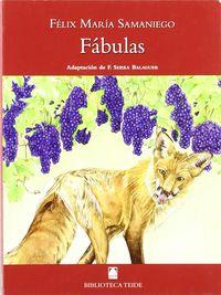 Fabulas (b. T) - Aa. Vv.