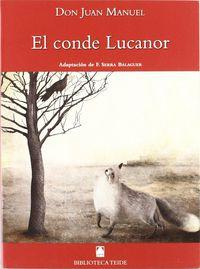 Conde Lucanor, El (b. T) - Aa. Vv.