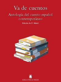 Va De Cuentos (antologia Del Cuento Español) - Aa. Vv.