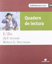 L'ILLA DEL TRESOR - QUAD (B. E. )