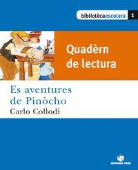AVENTURES DE PINOCHO, ES (ARANES) - QUAD (B. E. )