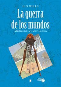 GUERRA DE LOS MUNDOS, LA (ADAPTACIN COMIC)