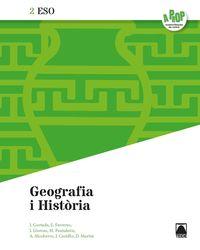 ESO 2 - GEOGRAFIA I HISTORIA (CAT) - A PROP
