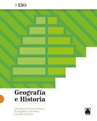 ESO 3 - GEOGRAFIA E HISTORIA (AND) - EN EQUIPO