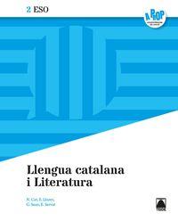 ESO 2 - LLENGUA CATALANA I LITERATURA (CAT) - A PROP