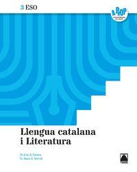 ESO 3 - LLENGUA I LITERATURA (CAT) - A PROP