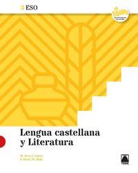 ESO 3 - LENGUA CASTELLANA Y LITERATURA - EN EQUIPO