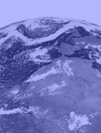 MAPA MUDO OCEANIA FISICO (COLOR)  (BOLSA 100 UDS. )