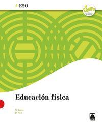 ESO 4 - EDUCACION FISICA - EN EQUIPO