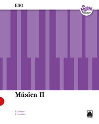 Eso - Musica Ii - En Equipo - Aa. Vv.