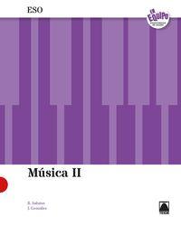ESO - MUSICA II - EN EQUIPO