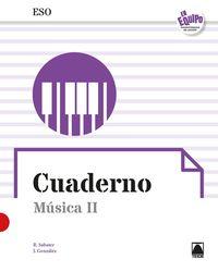 ESO - MUSICA CUAD II - EN EQUIPO