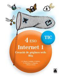ESO 4 - INFORMATICA (CAT) - INTERNET TIC 1