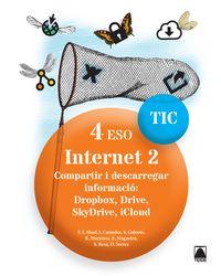 ESO 4 - INFORMATICA (CAT) - INTERNET TIC 2