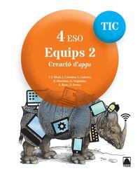 ESO 4 - INFORMATICA (CAT) - EQUIPS TIC 2