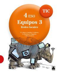 ESO 4 - INFORMATICA - EQUIPOS TIC 3