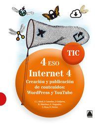Eso 4 - Internet 4 Tic - Aa. Vv.