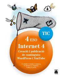 Eso 4 - Internet 4 Tic (cat) - Aa. Vv.