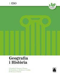 ESO 1 - GEOGRAFIA I HISTORIA (CAT) - A PROP