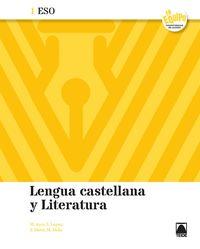 ESO 1 - LENGUA Y LITERATURA - EN EQUIPO