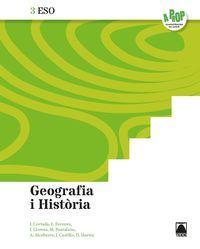 ESO 3 - GEOGRAFIA I HISTORIA (CAT) - A PROP