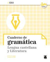 Eso 1 - Lengua Y Lit - Cuad Gramatica - En Equipo - Aa. Vv.