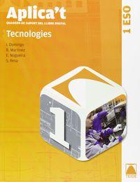 ESO 1 - APLICA'T TECNOLOGIES (CAT)