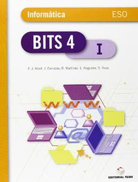 ESO 4 - INFORMATICA - BITS (+CD) (CAT)