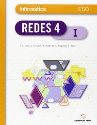 ESO 4 - INFORMATICA - REDES