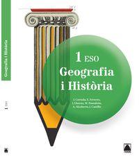 ESO 1 - GEOGRAFIA I HISTORIA (CAT)