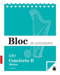 Eso 3 / 4 - Musica Ii Cuad - Concierto - Mª Angeles Gutierrez Rodrigo