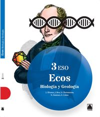 Eso 3 - Biologia Y Geologia - Ecos - Jordi Alvarez Garcia / Josepa Bru I Segura / [ET AL. ]