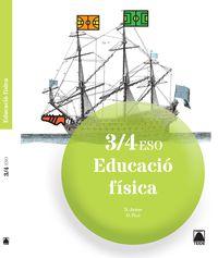 ESO 3 / 4 - EDUC. FISICA (CAT)