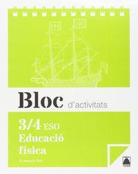 ESO 3 / 4 - EDUCACIO FISICA QUAD (CAT)