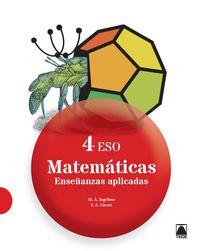 Eso 4 - Matematicas (aplicadas) - Miguel Angel Ingelmo Benito / Yolanda Africa Zarate Herrera