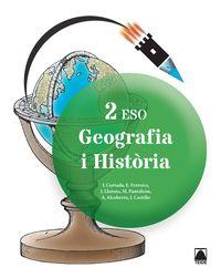 ESO 2 - GEOGRAFIA I HISTORIA (CAT)