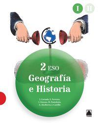 eso 2 - geografia e historia - Jesus Castillo Cervello / Agusti Alcoberro Pericay