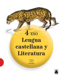 Eso 4 - Lengua Y Literatura - Carme Pico Llorca / Joan Baptista Fortuny Gine / Marti Ra