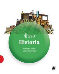Eso 4 - Historia - Agusti Alcoberro Pericay / Jesus Castillo Cervello