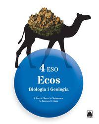 ESO 4 - BIOLOGIA I GEOLOGIA - ECOS
