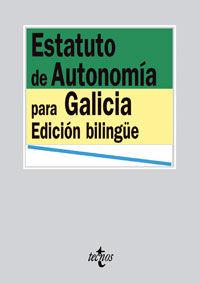ESTATUTO DE AUTONOMIA PARA GALICIA